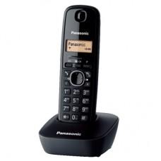 Ασύρματο Τηλέφωνο Panasonic KX-TG1611GR Μαύρο